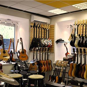 Музыкальные магазины Комсомольска