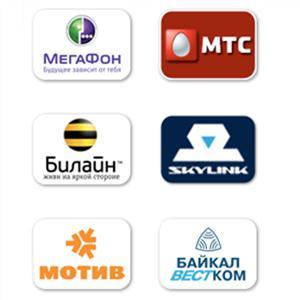 Операторы сотовой связи Комсомольска