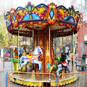 Парки культуры и отдыха Комсомольска