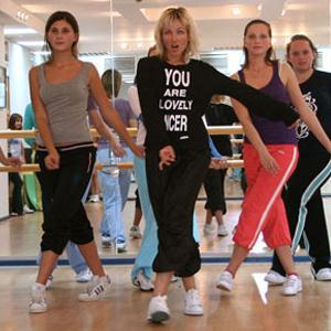 Школы танцев Комсомольска