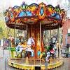 Парки культуры и отдыха в Комсомольске