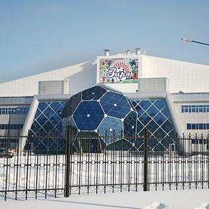 Спортивные комплексы Комсомольска